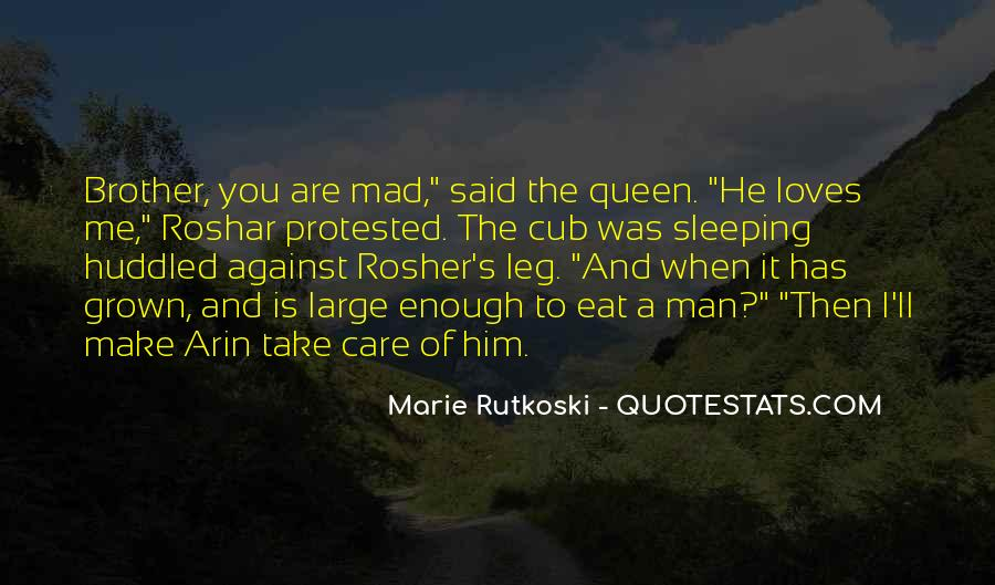 Mr Cub Quotes #71909