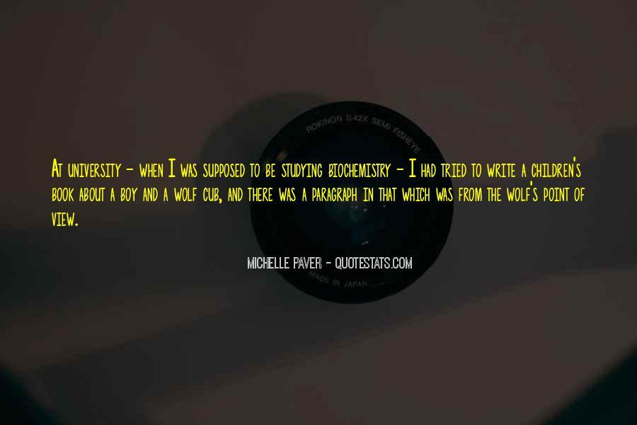 Mr Cub Quotes #83763