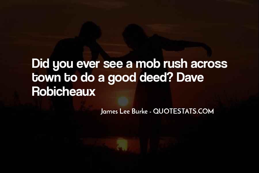 Mr Deed Quotes #5417