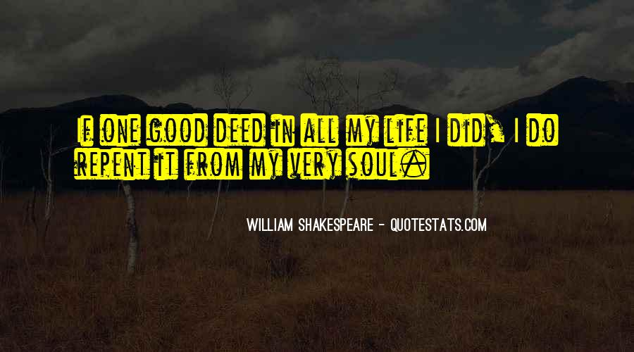 Mr Deed Quotes #73142
