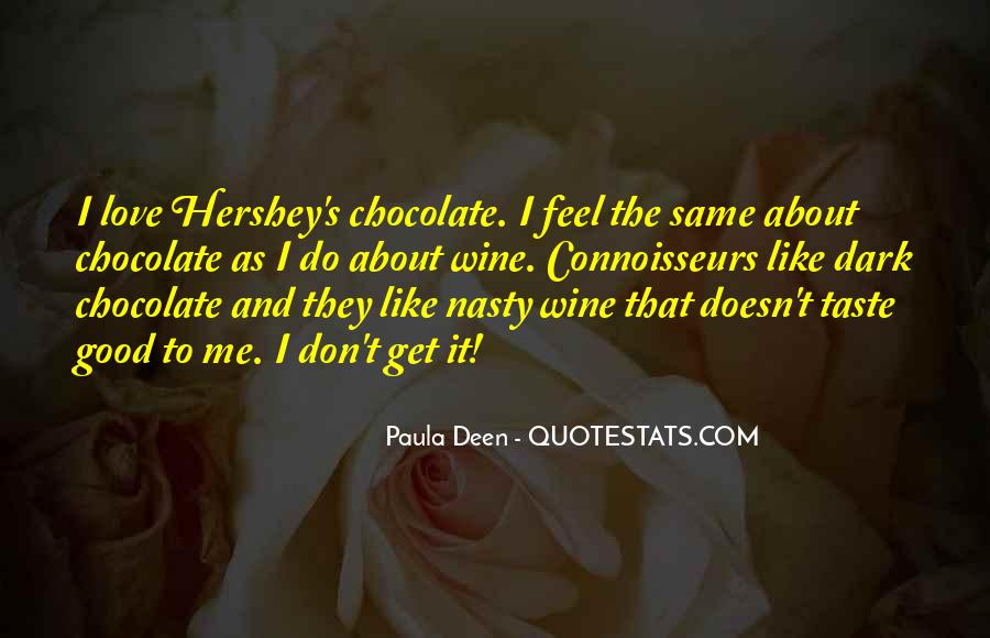 Mr Hershey Quotes #258796