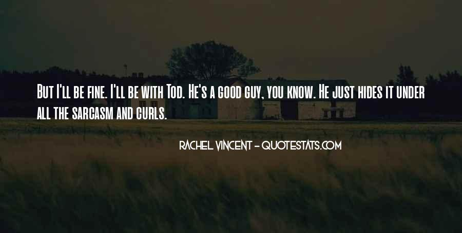 Mr Know All Quotes #1220550