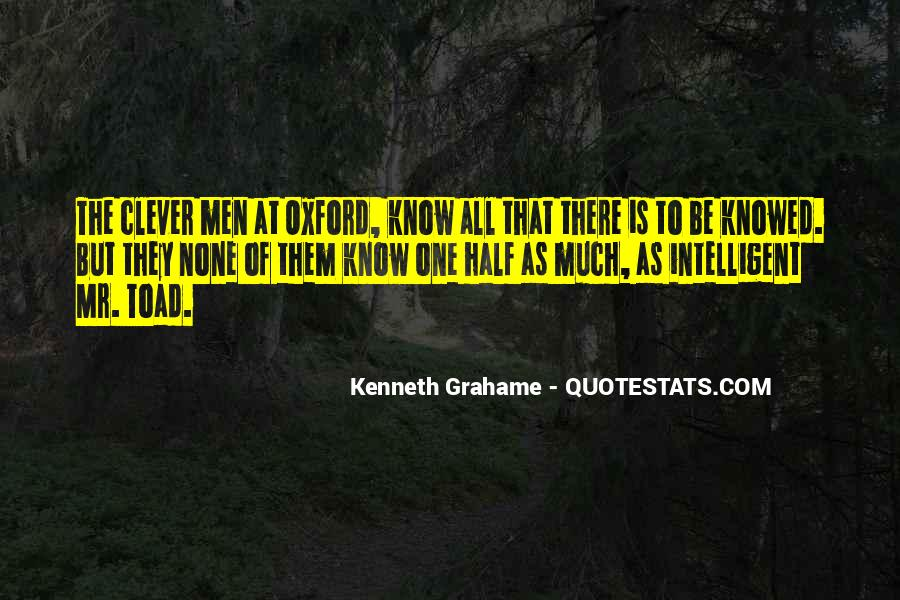 Mr Know All Quotes #569109