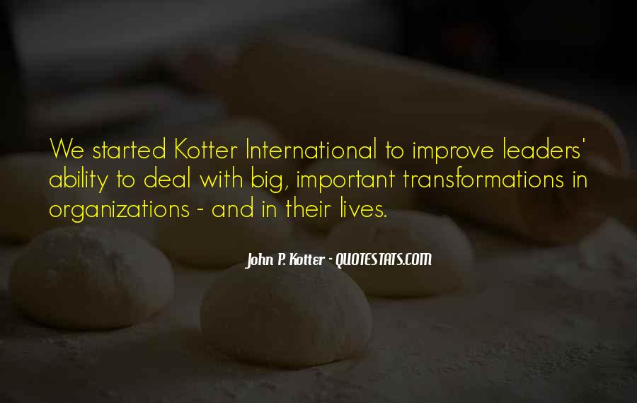 Mr Kotter Quotes #830643