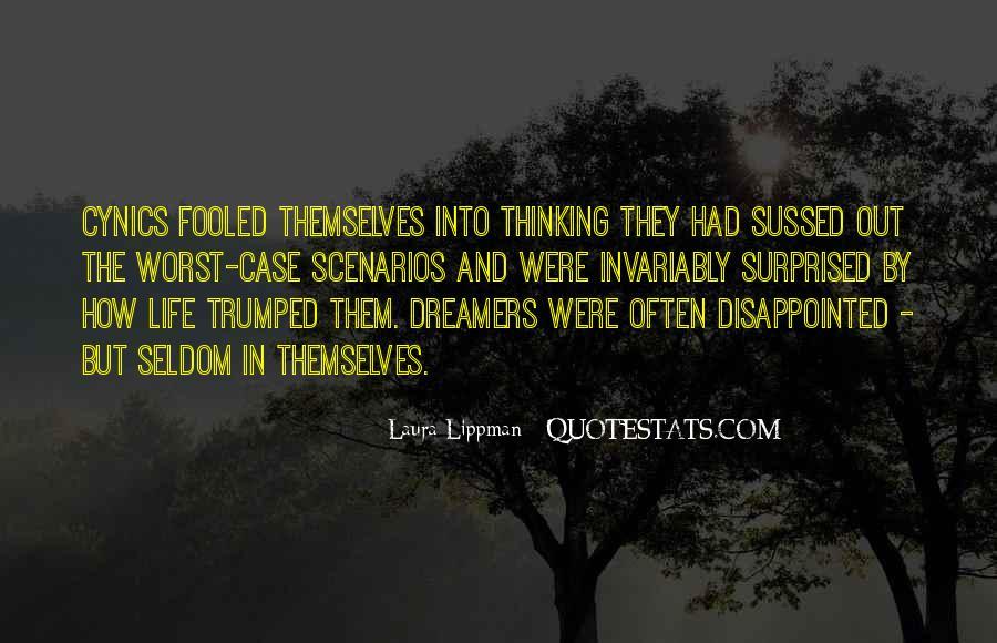 Mr Lippman Quotes #436444