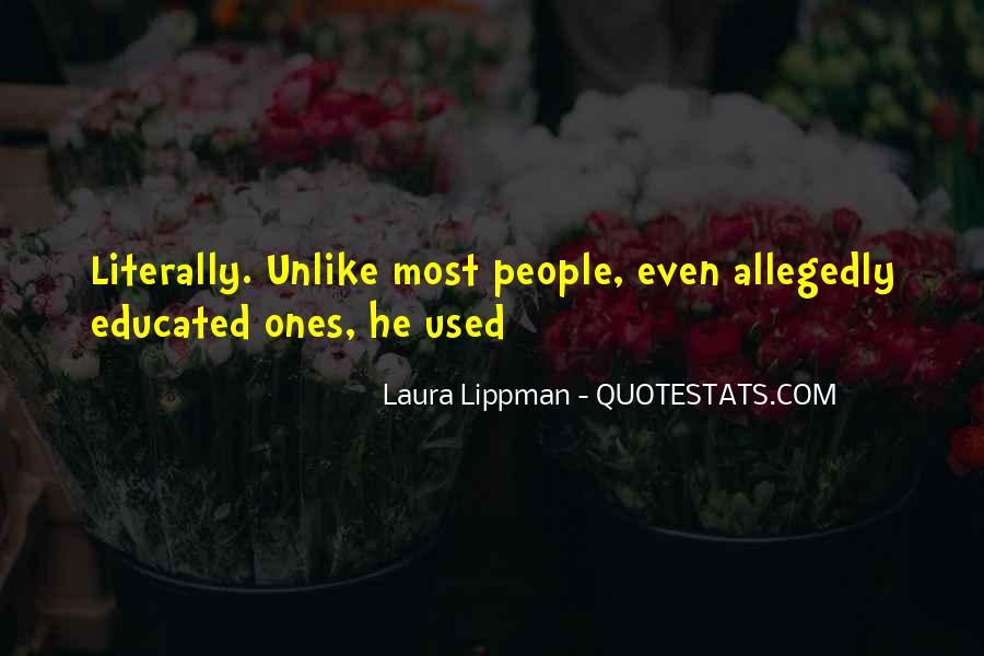 Mr Lippman Quotes #566794