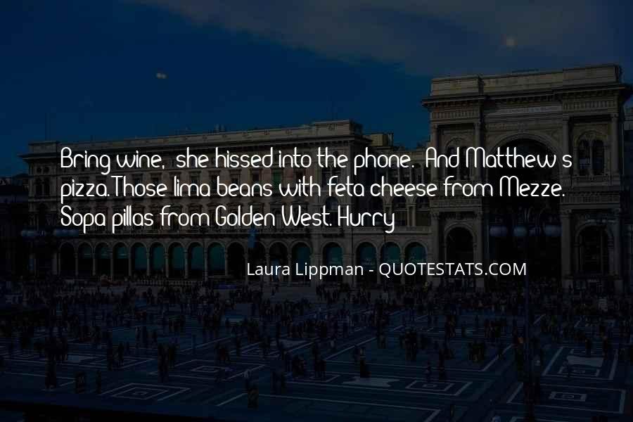 Mr Lippman Quotes #66087