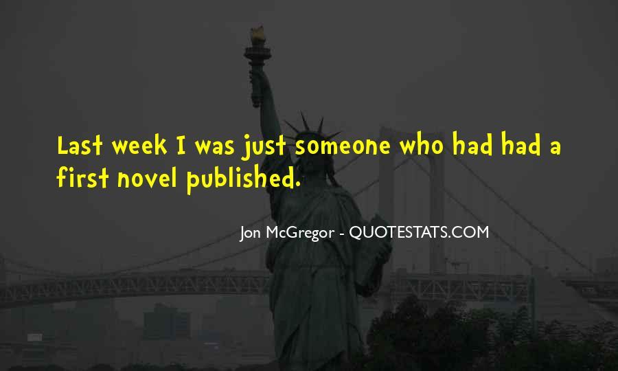 Mr Mcgregor Quotes #11263