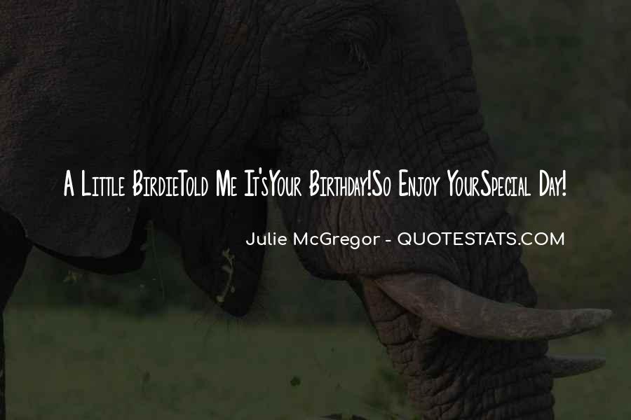 Mr Mcgregor Quotes #133236