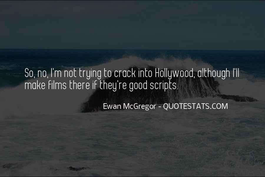 Mr Mcgregor Quotes #159438