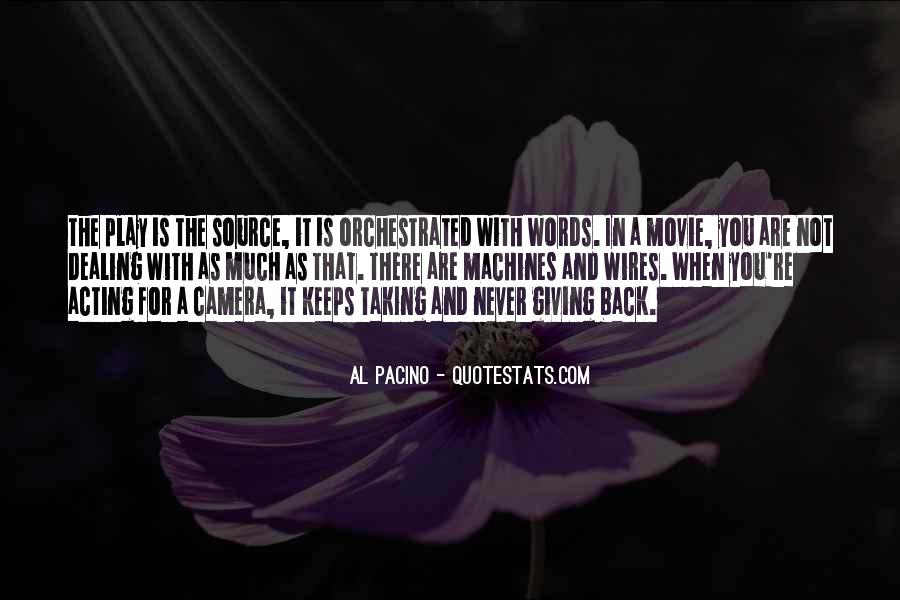 Quotes About Taking Your Words Back #1289203