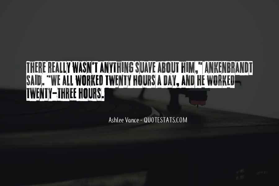 Mr Suave Quotes #1022744