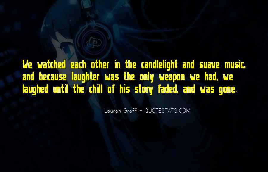 Mr Suave Quotes #1125619