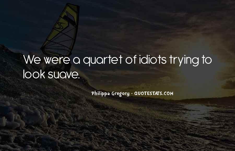 Mr Suave Quotes #622986