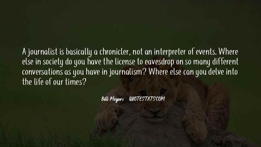 Quotes About Chronicler #1494707