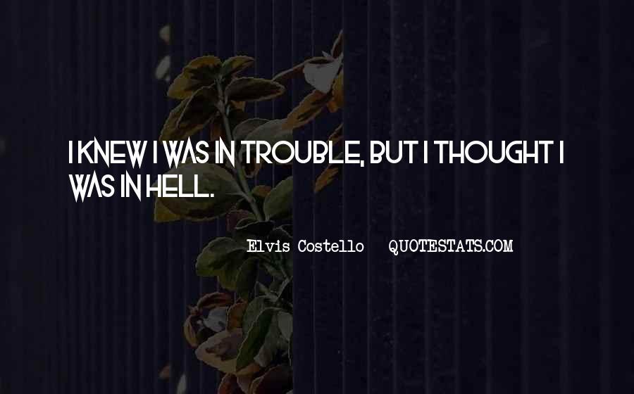Mrs Costello Quotes #176406