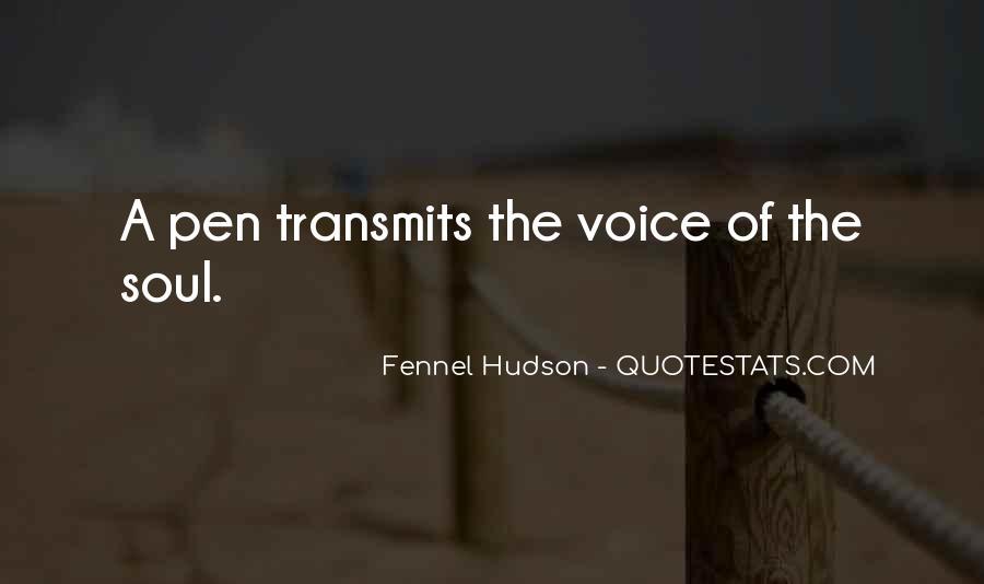 Mrs Hudson Quotes #1859