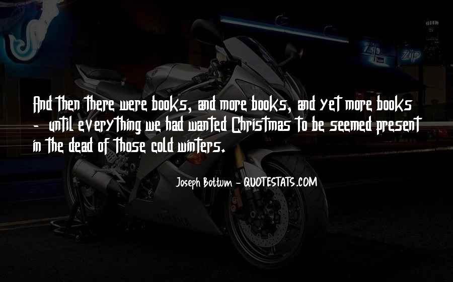 Quotes About Christmas From Books #235708