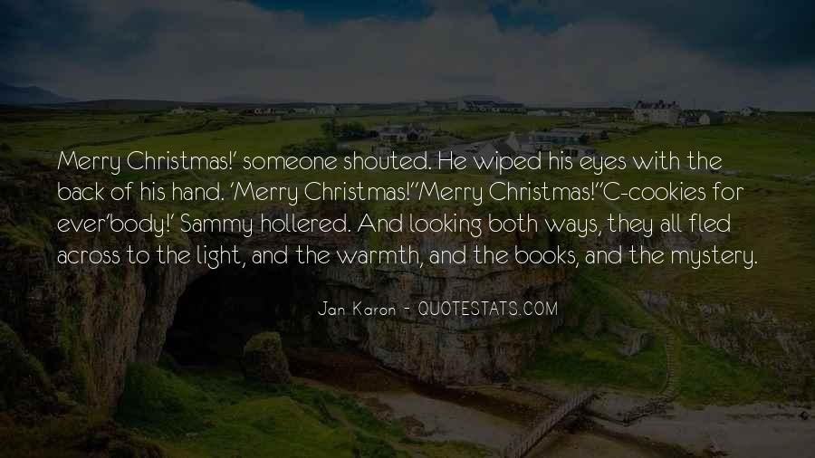 Quotes About Christmas From Books #855152