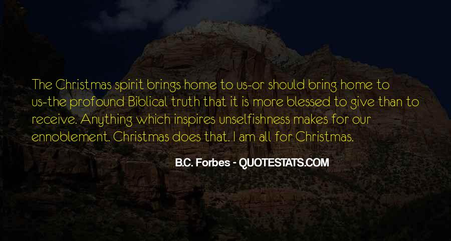 Quotes About Christmas Biblical #1214033
