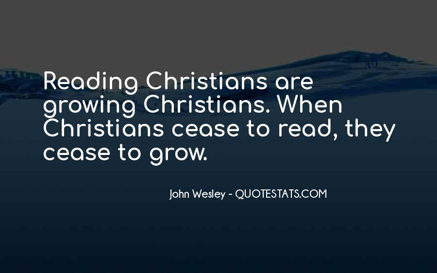 Quotes About Christians #13252