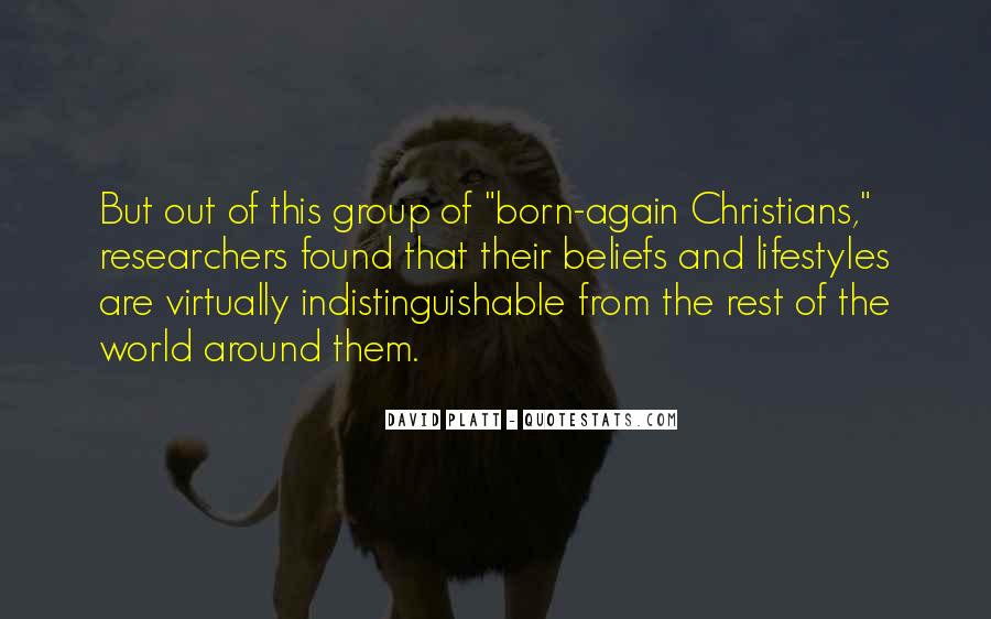Quotes About Christians #14713