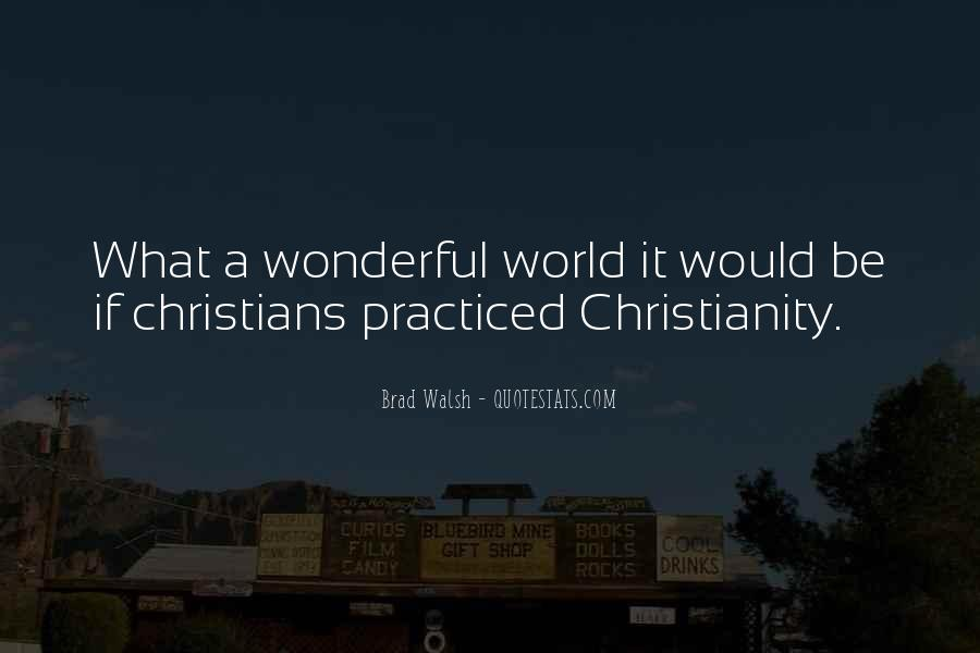 Quotes About Christians #15836