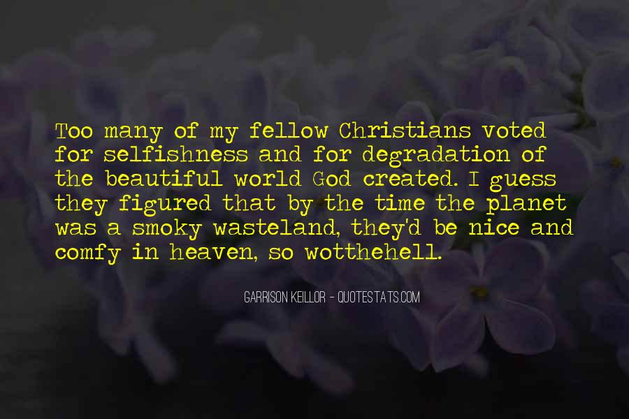 Quotes About Christians #22679