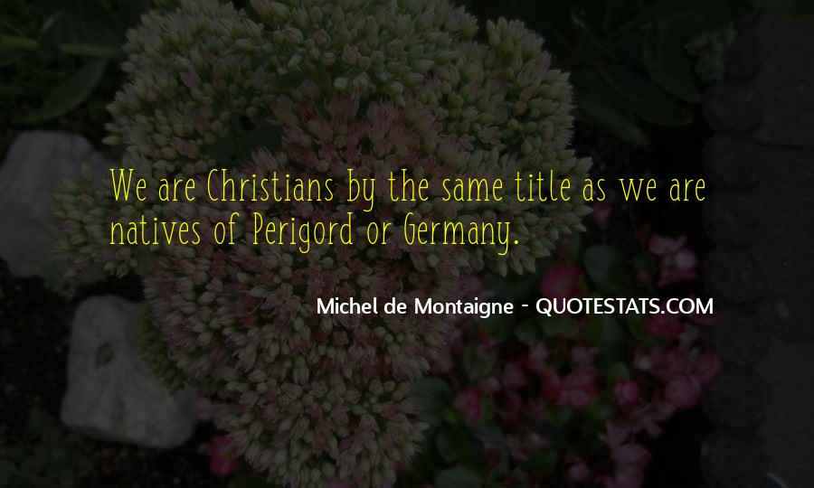Quotes About Christians #27721