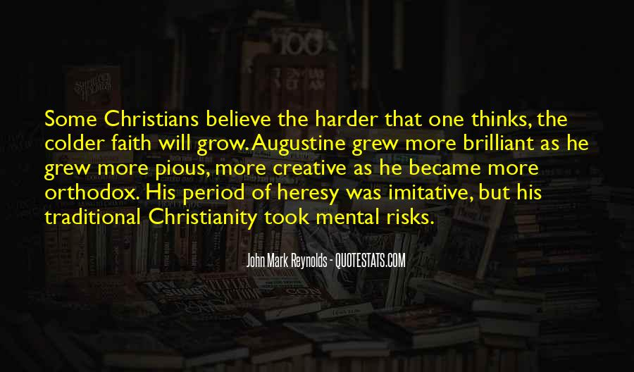 Quotes About Christians #28355