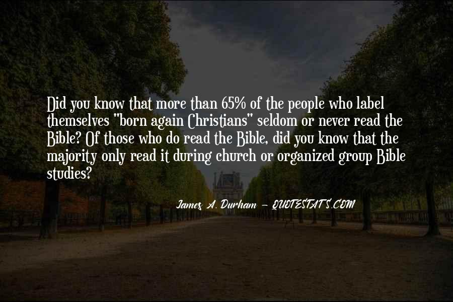 Quotes About Christians #2848