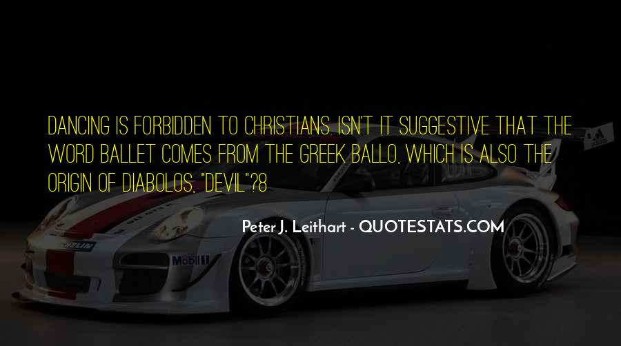 Quotes About Christians #379