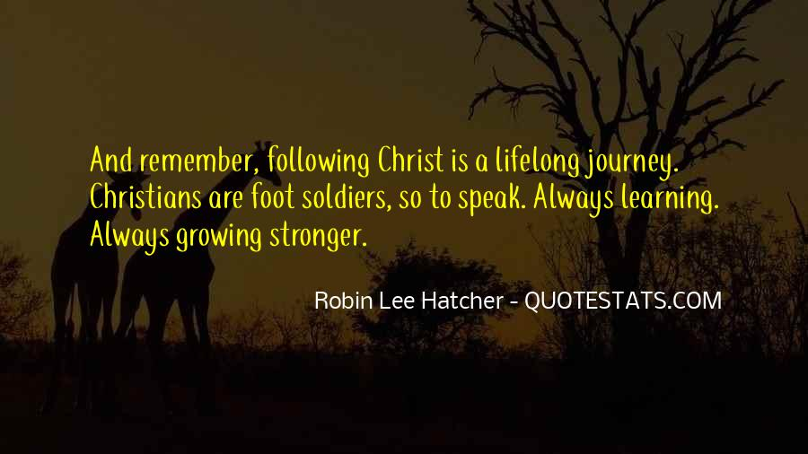 Quotes About Christians #39255
