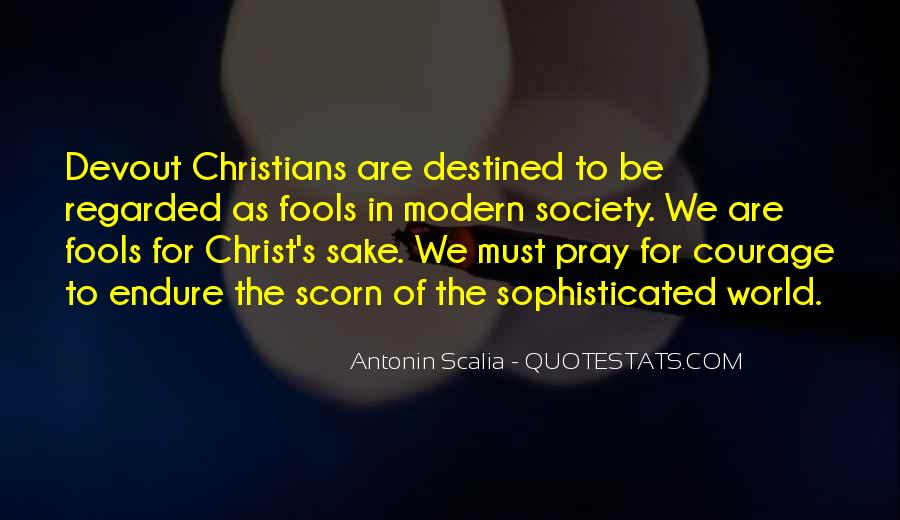 Quotes About Christians #39491