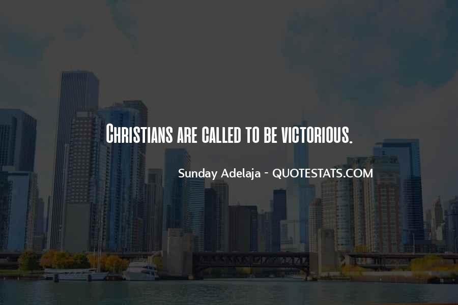 Quotes About Christians #42416