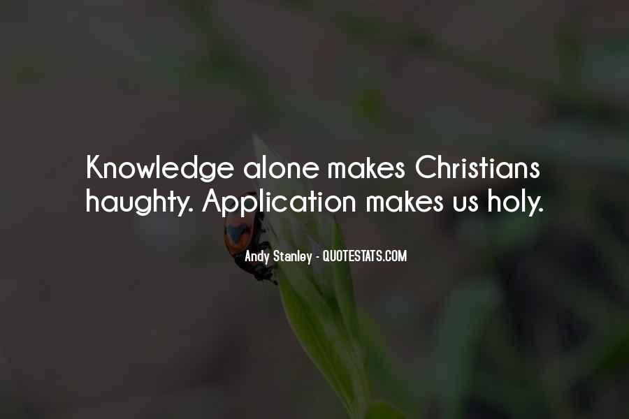 Quotes About Christians #5052