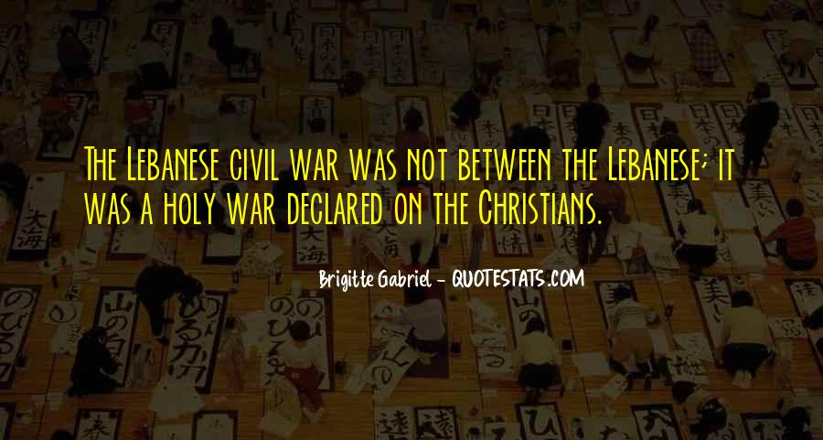 Quotes About Christians #54609