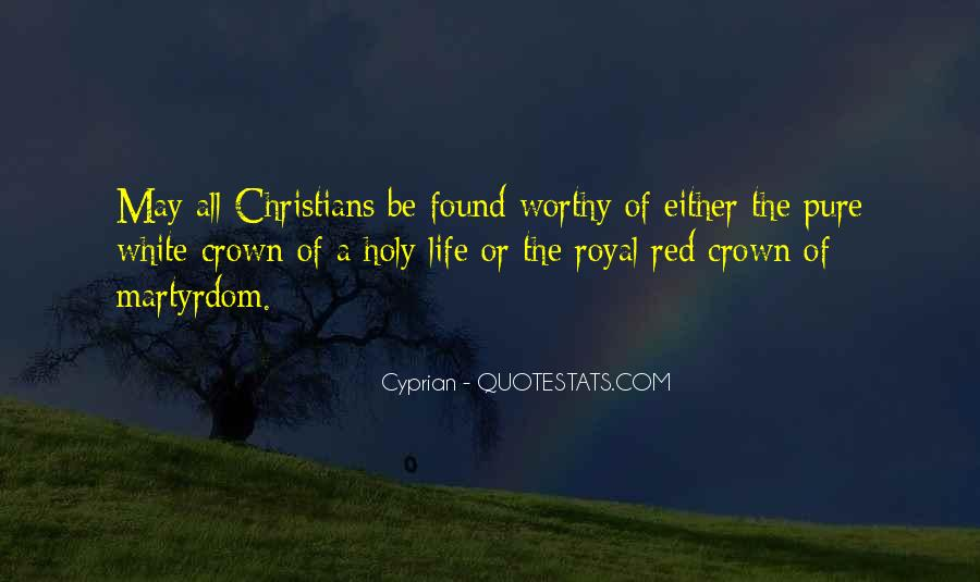 Quotes About Christians #56969