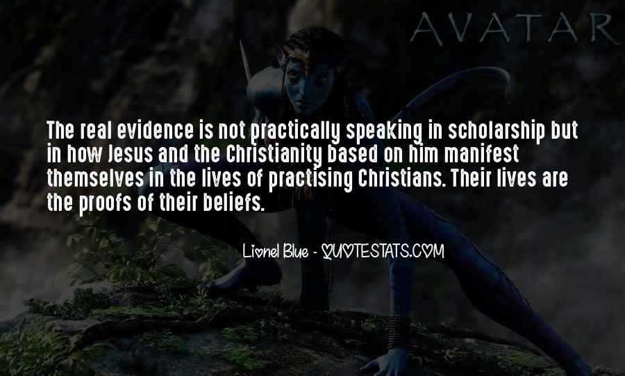 Quotes About Christians #57894