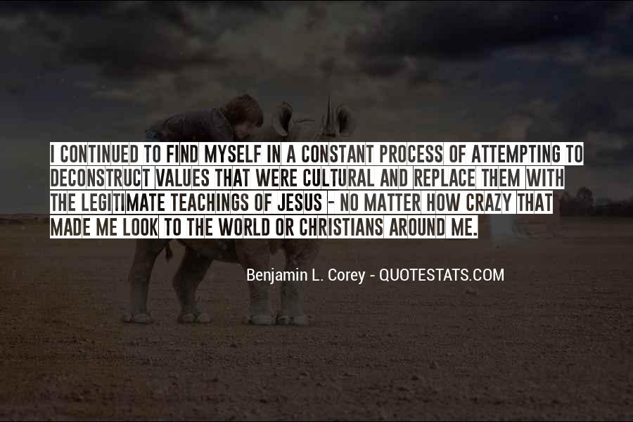 Quotes About Christians #58318