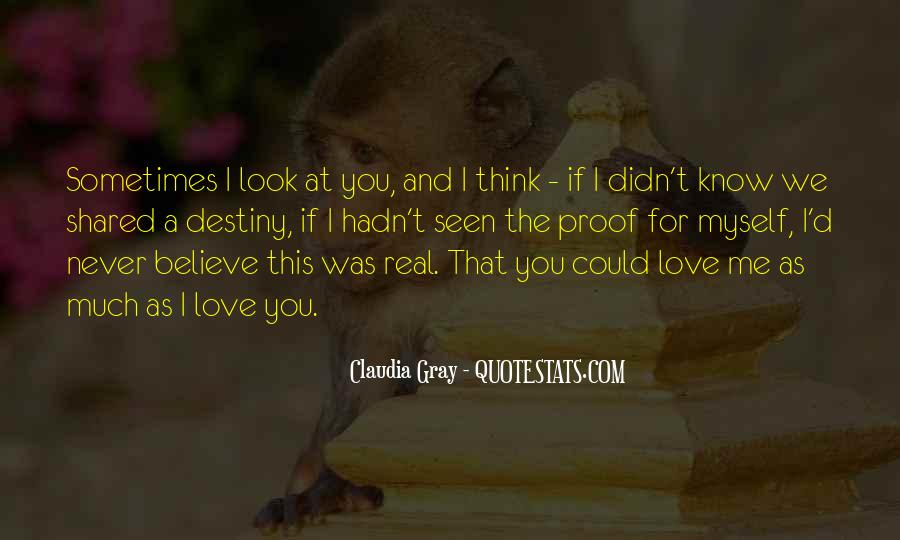 Much Love For You Quotes #118850