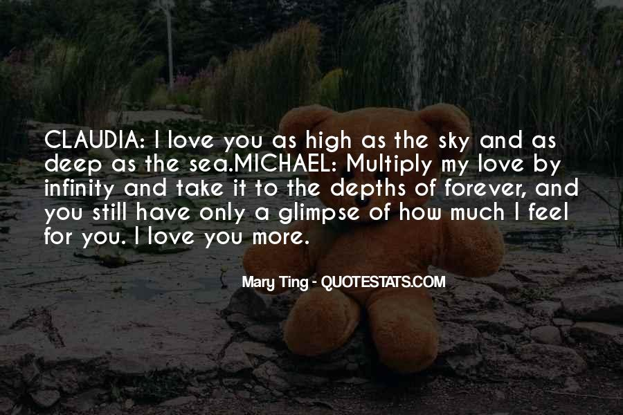Much Love For You Quotes #262013