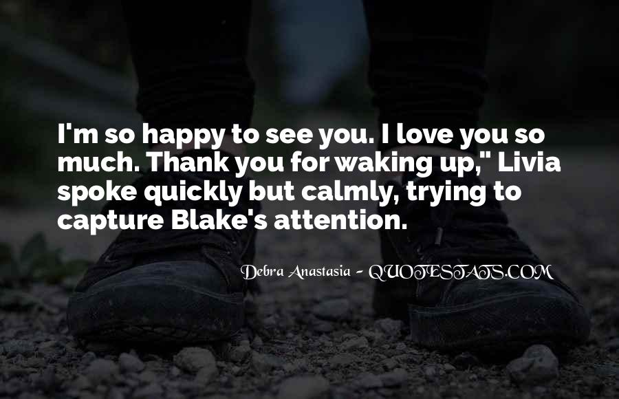 Much Love For You Quotes #68823