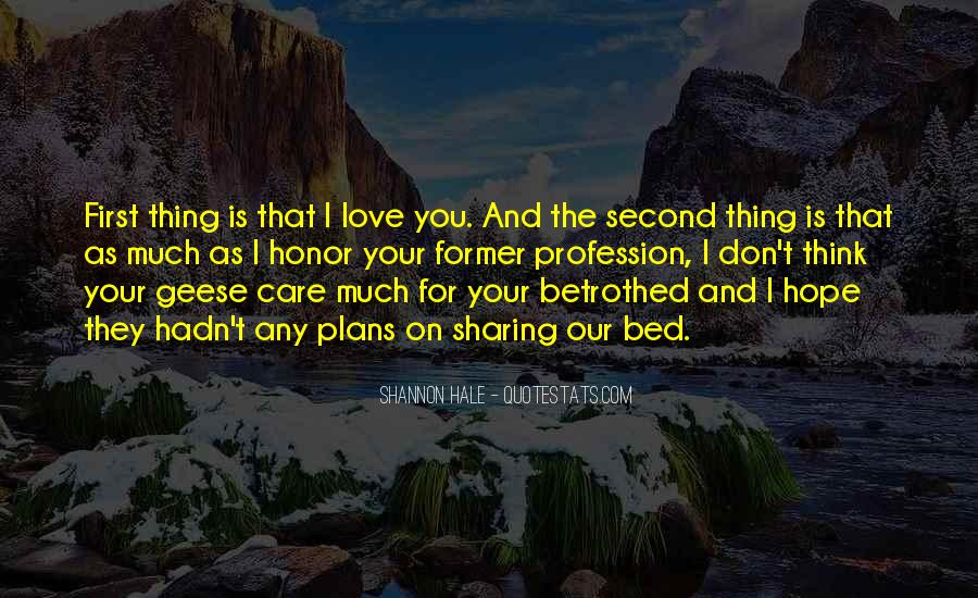 Much Love For You Quotes #70924