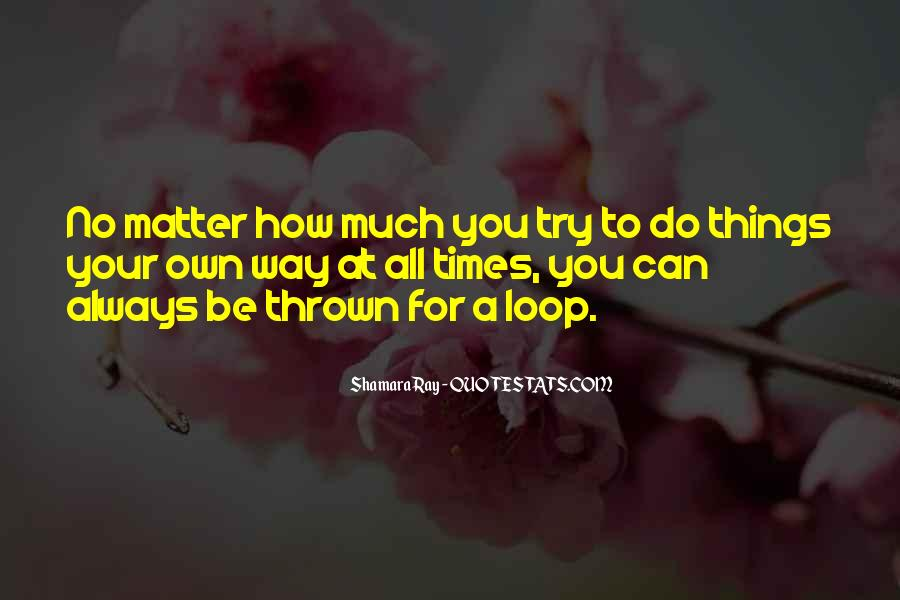 Much Love For You Quotes #76226