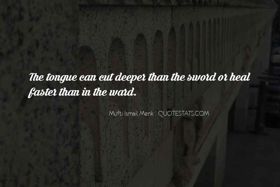 Mufti Quotes #1480236