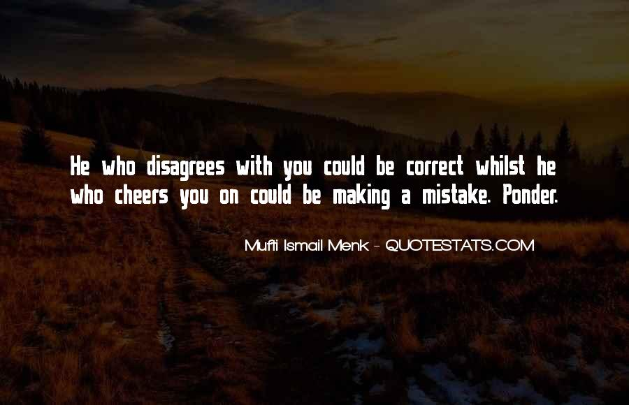 Mufti Quotes #823874