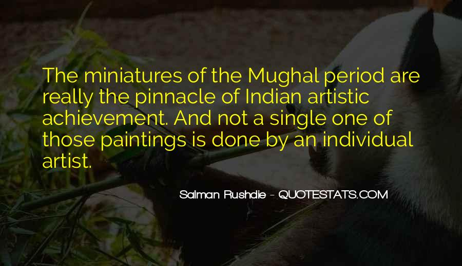 Mughal Quotes #950610