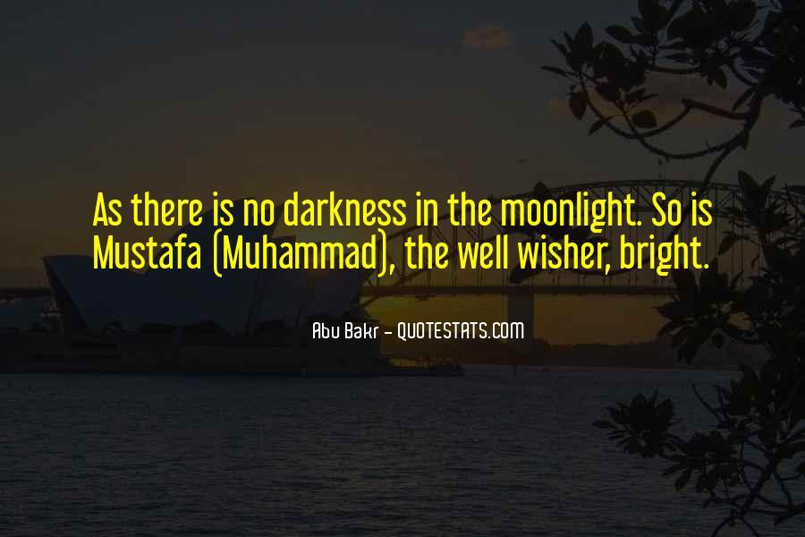 Muhammad Mustafa Quotes #1057485