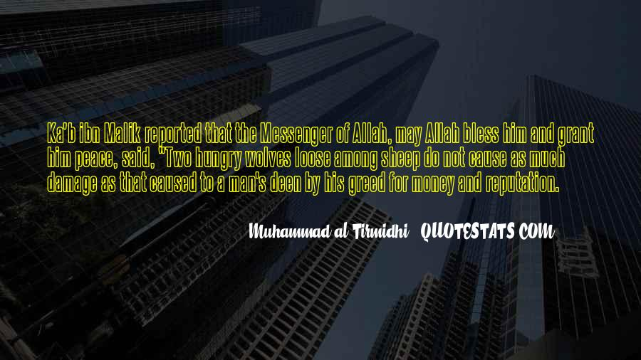 Muhammad The Messenger Quotes #747202